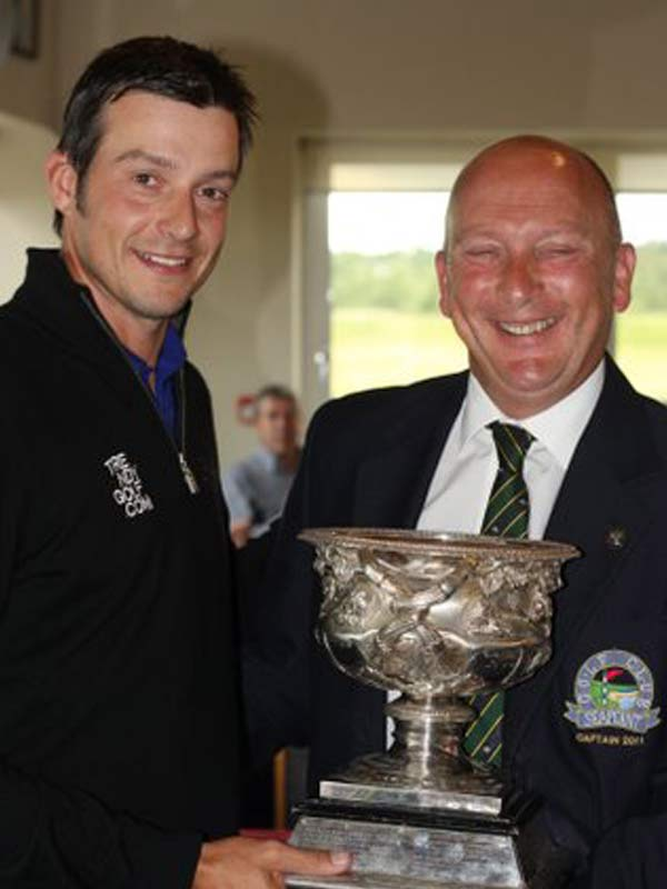 PGA 2011 Winner - Simon Thornton